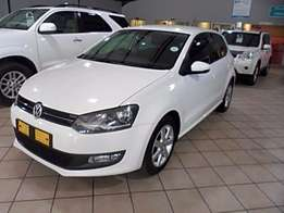 2012 Volkswagen Polo 1.6 Tdi Comfortline 5dr for sale in Free State