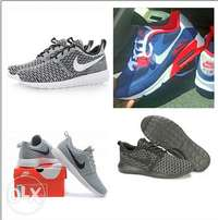 4 Sneakers at Bargain prices!
