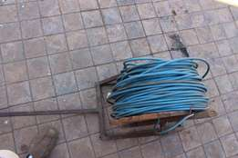 Electrical cable 150m, 3x4mm cable or 11mm total cable. Can be used f