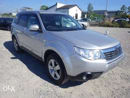 Subaru Forester 2.0XS Year 2010 Model Automatic 4WD KCP Ksh 1.78M