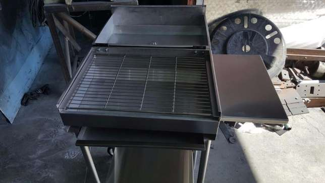 Stainless steel braais Ottery - image 3