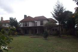 5 bedroom townhouse on 0.5 acre for rent in Runda