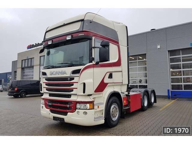 Scania R620 Topline, Euro 5, Retarder, Intarder - 2013