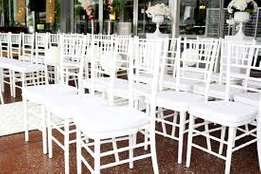 Wedding and Event chair(Tiffany chairs,Wimbledon chairs,Phoenix chair)