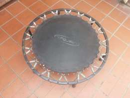 Old Fitness Trampoline For Sale