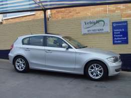 2010 BMW 1 Series 120i Exclusive (e87)