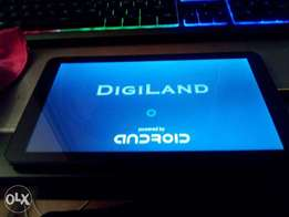 Digiland android tablet