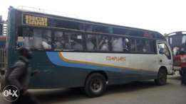 Minibus for sale,ready logbook
