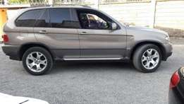 bmw x5. fully loaded, trade in ok!