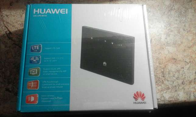 Huawei B315s-936 rooter Pretoria North - image 1