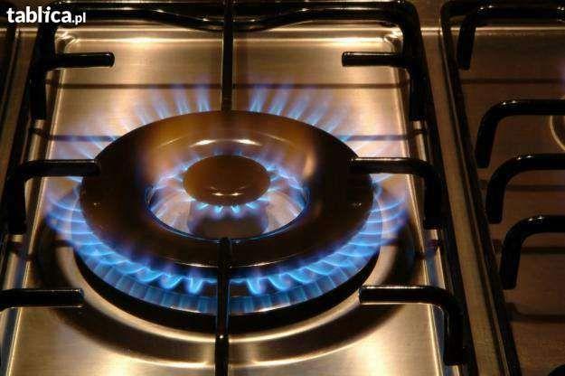 Ogromnie Podłączanie Instalacja Montaż kuchenek i płyt gazowych,uprawnienia FN28