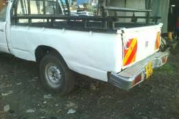 Nissan datsun pickup for throw away price