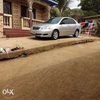 Toyota corolla 05 with a. C good engine and transmission