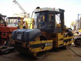 Caterpillar CB-534C - To be Imported