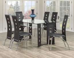 K39, 7pc dining set. Mega special price not to be repeated again
