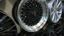 Newly arrived 18inch rims in complete set
