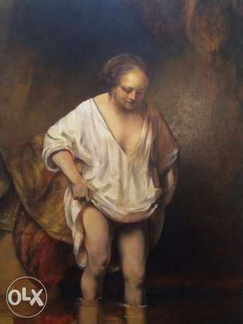 oil painting - Rembrandt