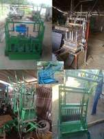 Brick making machines and cement for sale