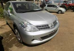 Nissan Tiida Latio,2010,1500CC, Alloy Rims,DVD Player and Fully Loaded