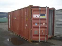 Buy ready-to-go 10ft, 20ft and 40ft containers nationwide!