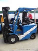 TCM 1.7 ton Electric Forklift in Good condition