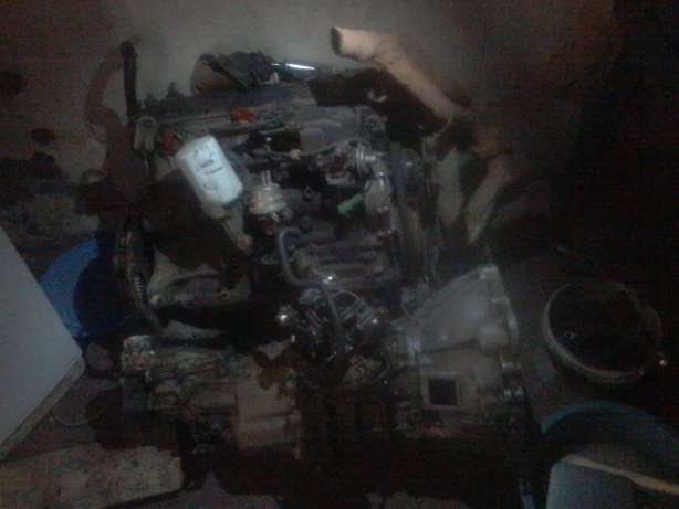 2y engine complete with gearbox for sale Batho - image 1