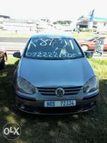 vs golf5 for sale