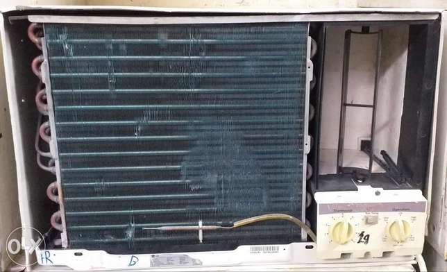 LG window AC for sale.