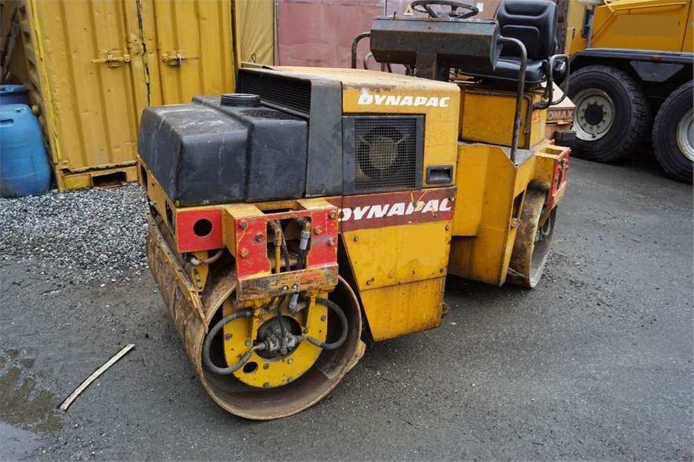 Dynapac Cc121 - 1992
