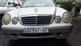 2002 Mercedes Benz E240 Auto Available for Sale