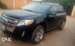 Ford edge limited 2014 bought brand new