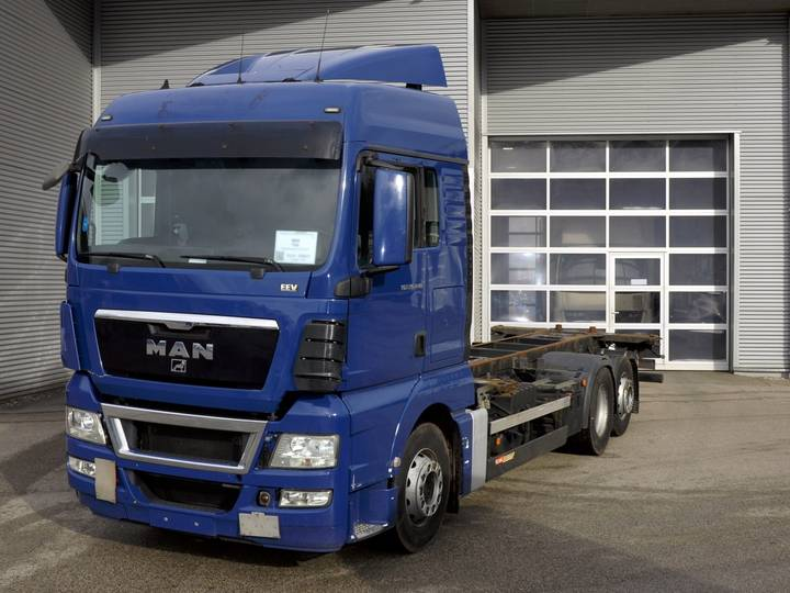 MAN TGX / 2 pieces!! - 2012