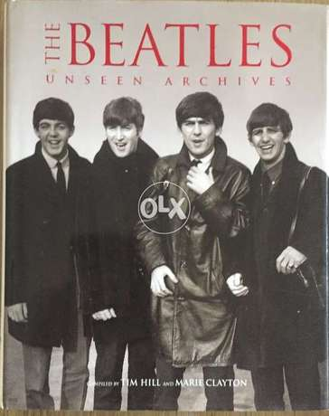 Collectors item. Books on the Beatles