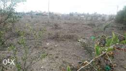 Commercial land in Syokimau