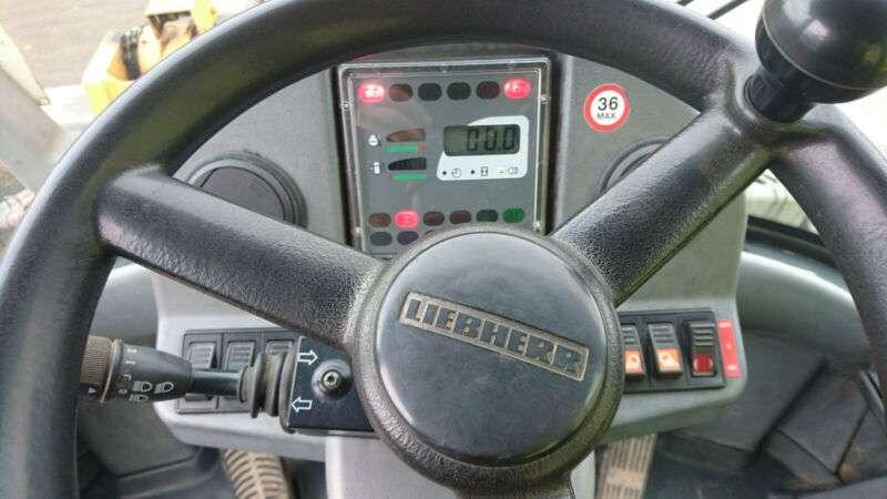 Liebherr L 538 - 2001 - image 12