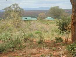 Prime Plot For Sale in Voi