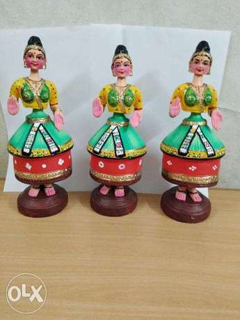 Brand new handmade antique dancing doll for sale