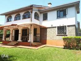 Commercial /residential 7 bedrooms maisonette to let /Waiyaki way