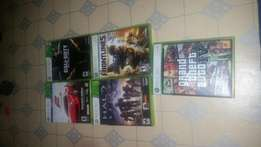 Xbox 360 used NTSC CDs for sale