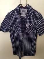 Superdry short sleeve shirt, stunning