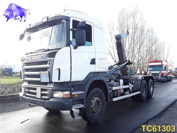 Scania R 380 Euro 4 RETARDER - 2007