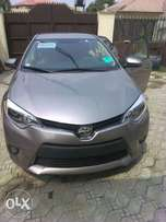 Extremely neat like new tokunbo Toyota Corolla 2015