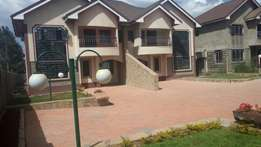 Gated community 4 Bedroom All Ensuite -Ngong Kibiko