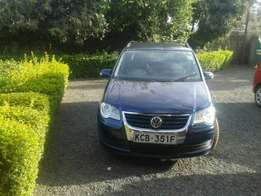 VW Touran 2007 for Quick Sale