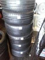 225/45/17 second hand tyres for sale from R250 each