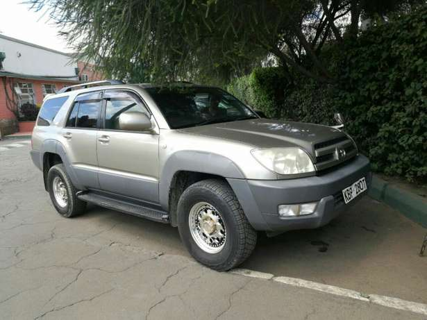 Toyota surf, 2004 model. Nakuru East - image 1