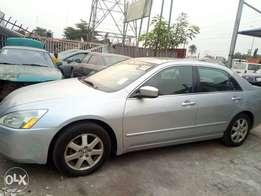 Honda Accord 2006 Eod full option tokunbo