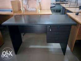 Imported Black Office Chair (New)