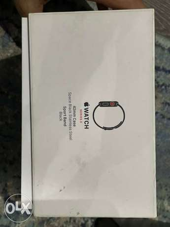 Apple Watch S3 stainless steel 42mm