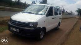 Serious deal Toyota Townice buy and drive